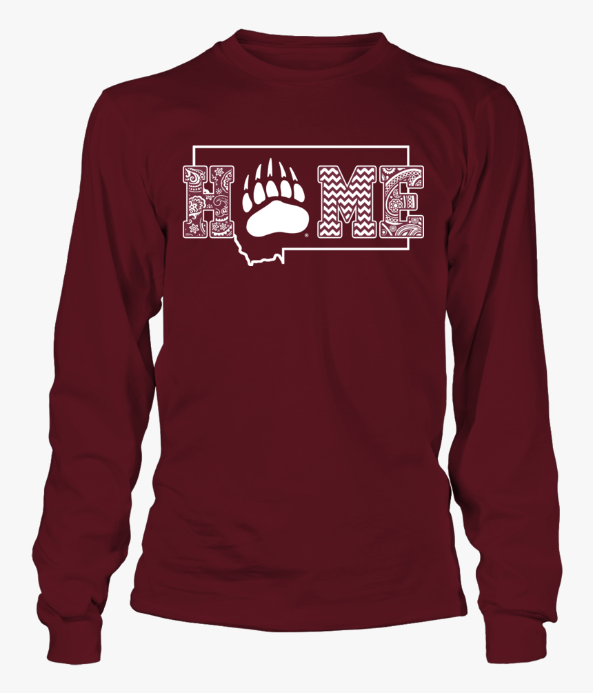 Pattern Home With State Outline Montana Grizzlies Shirt - T Shirt American Dad Roger, HD Png Download, Free Download