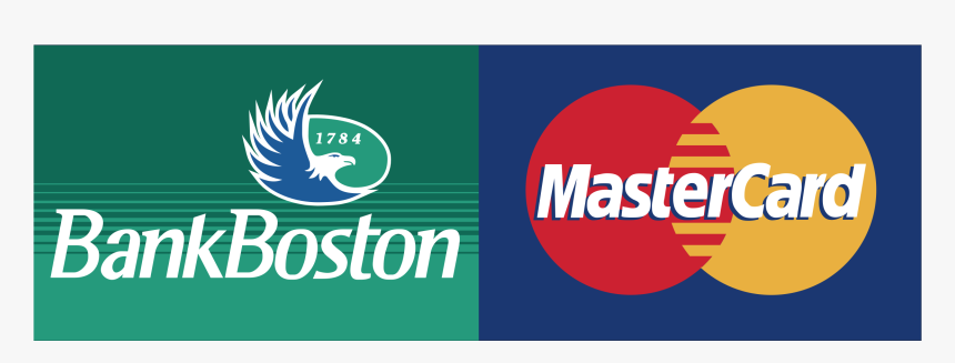 Bank Boston Mastercard 01 Logo Png Transparent - Mastercard, Png Download, Free Download