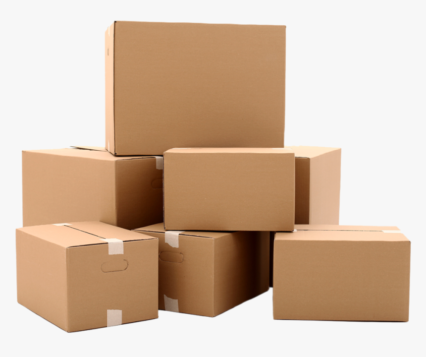 Package Box Png Image Background - Transparent Background Boxes Png, Png Download, Free Download