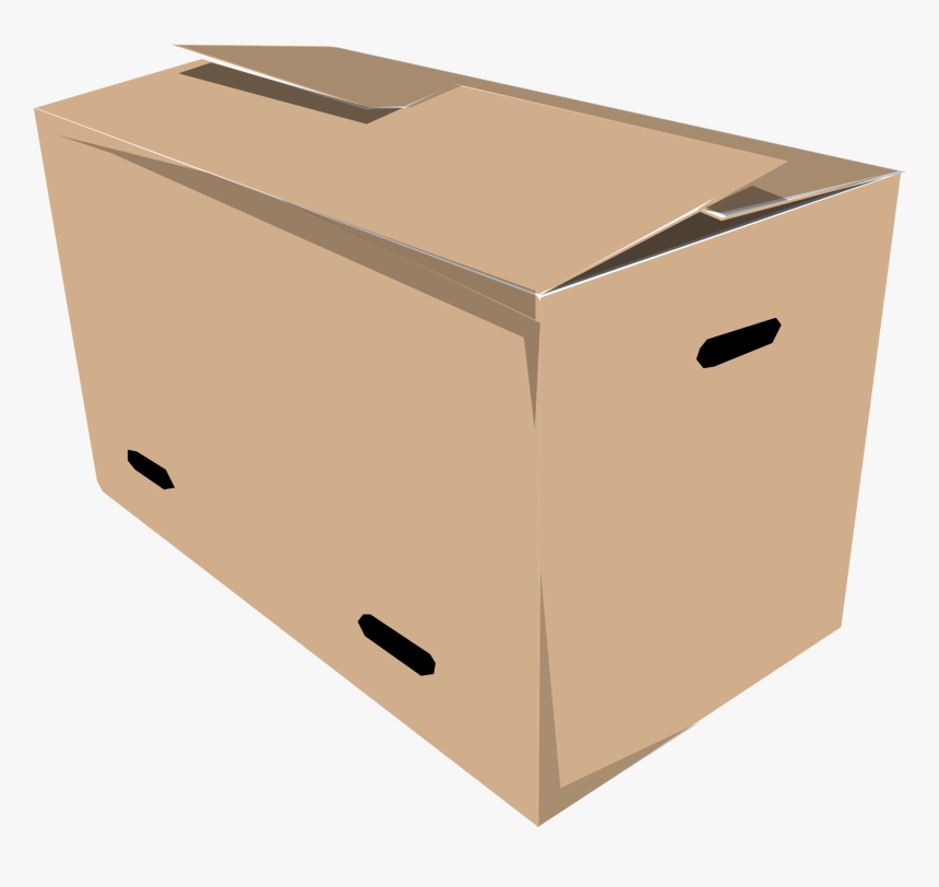 Closed Box Clipart, HD Png Download, Free Download