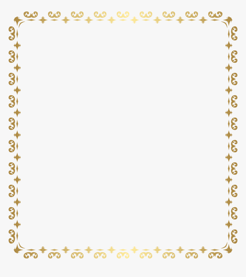 Decoration Square Png, Transparent Png, Free Download