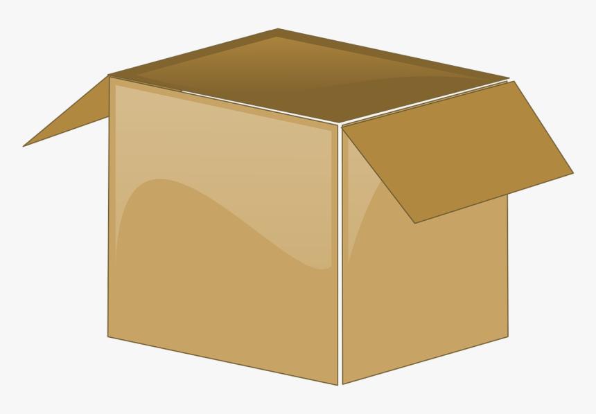 Brown Box Transparent, HD Png Download, Free Download