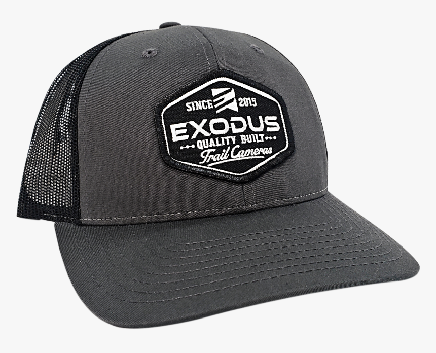 Exodus Buckle Logo Trucker - All England Techno Club Hat, HD Png Download, Free Download