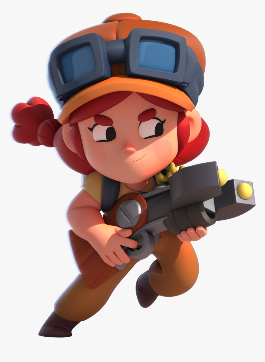 Brawl Stars 3d Brawlers, HD Png Download, Free Download