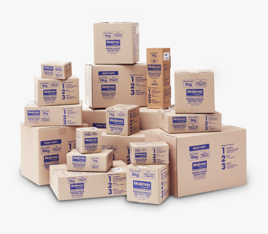 Transparent Package Box Png - Carton, Png Download, Free Download