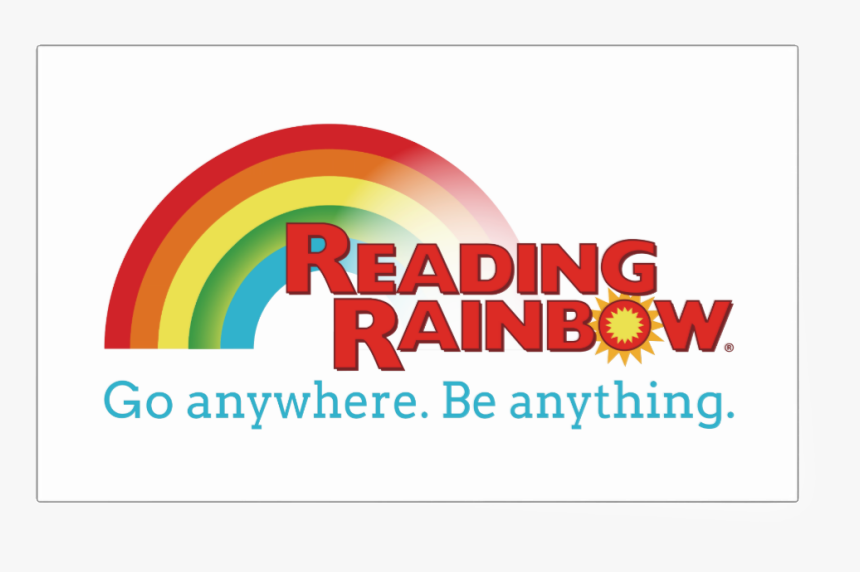 Reading Rainbow, HD Png Download, Free Download