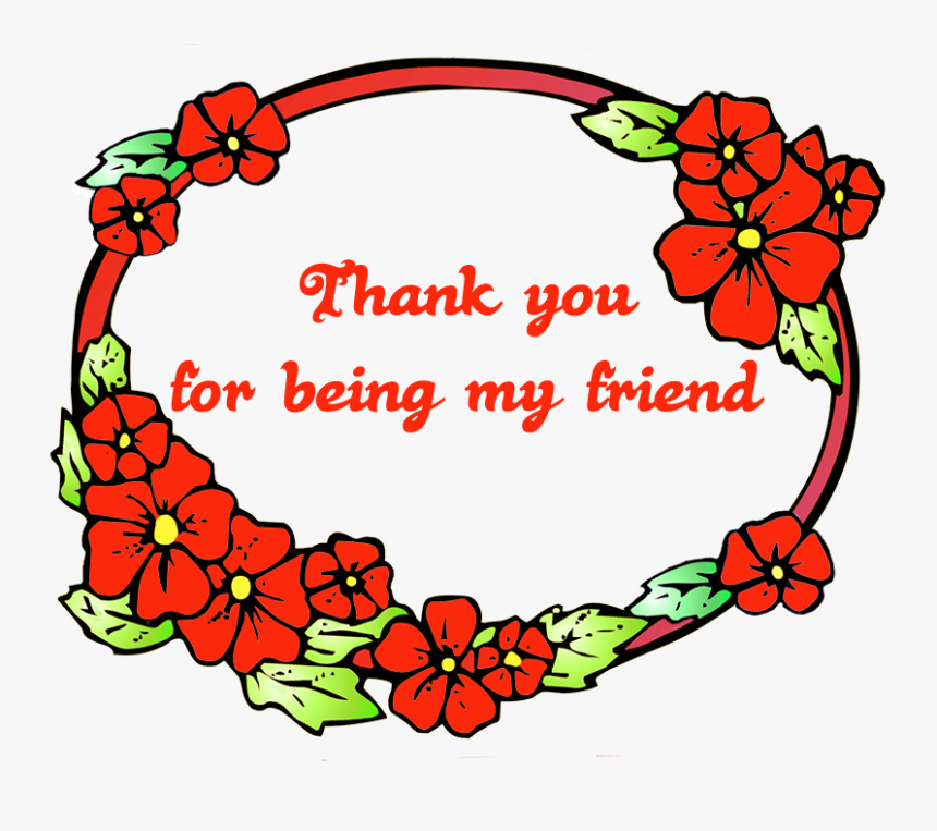 Valentine Greeting For A Friend - Valentine Friend Clip Art, HD Png Download, Free Download
