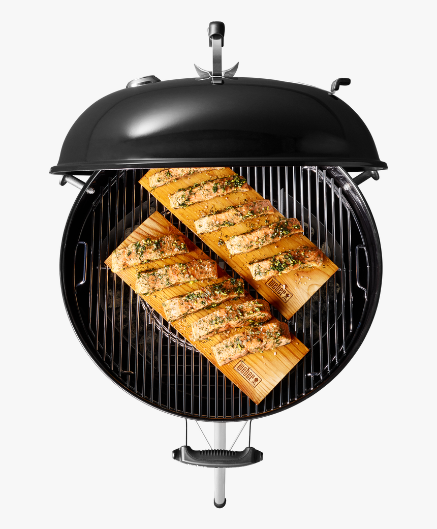 Barbecue Png - Weber Master Touch 57, Transparent Png, Free Download
