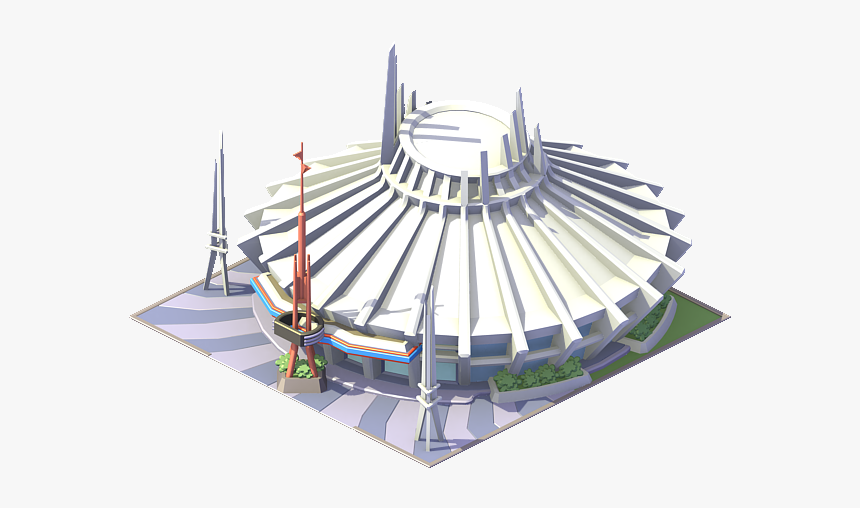 Space Mountain Matterhorn Bobsleds The Walt Disney - Transparent Space Mountain Png, Png Download, Free Download
