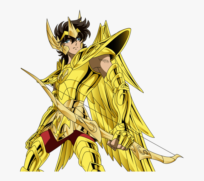 Transparent Seiya Png - Caballeros Del Zodiaco Png, Png Download, Free Download