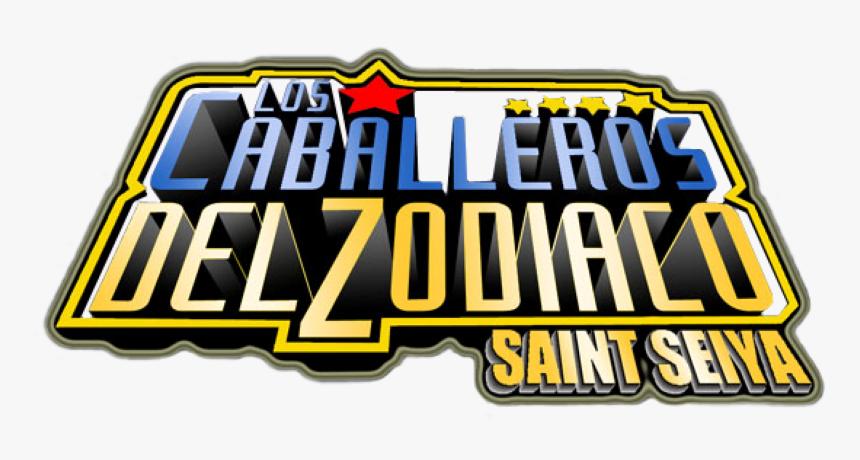 Logo De Caballeros Del Zodiaco, HD Png Download, Free Download