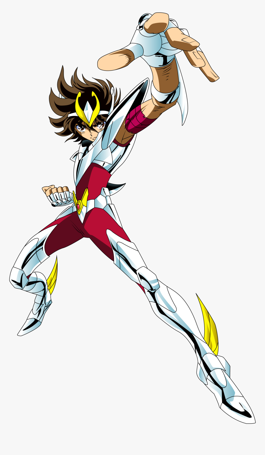 Transparent Seiya Png - Saint Seiya Png, Png Download, Free Download
