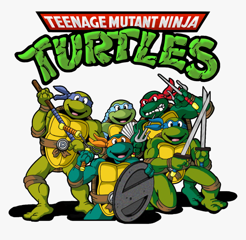 Ninja Turtles Png - High Resolution Ninja Turtle, Transparent Png, Free Download