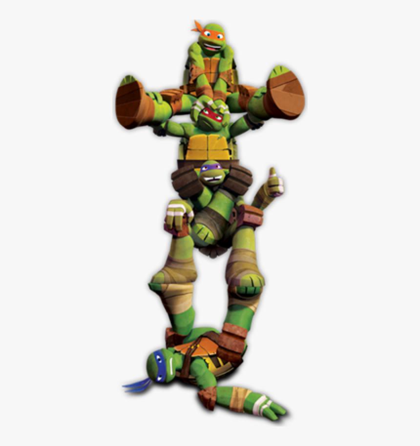 Teenage Mutant Ninja Turtles Characters Png, Transparent Png, Free Download