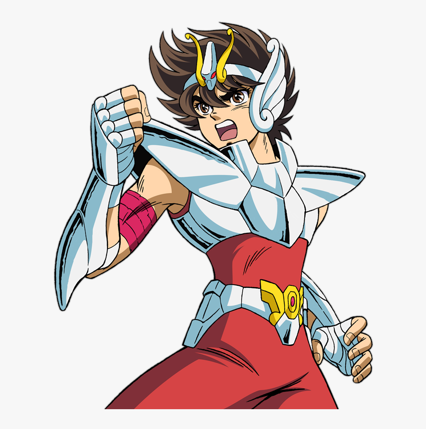 Caballeros Del Zodiaco Png, Transparent Png, Free Download
