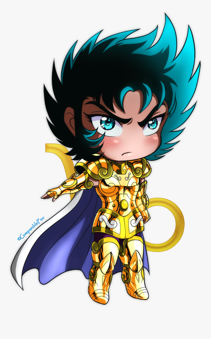 Chibi Capricorn Shura, HD Png Download, Free Download