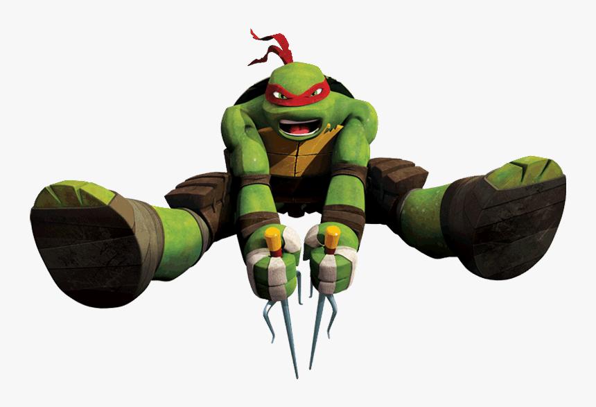 Teenage Mutant Ninja Turtles 2012 Raphael Png, Transparent Png, Free Download