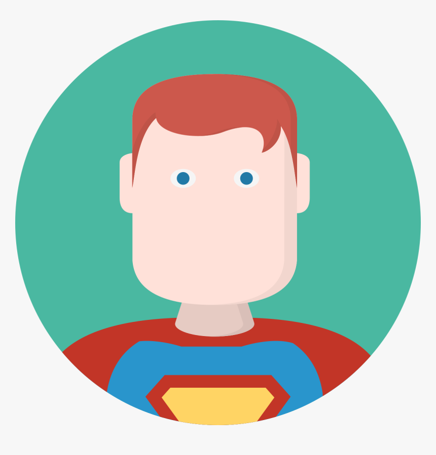 Super Man Png Icon, Transparent Png, Free Download