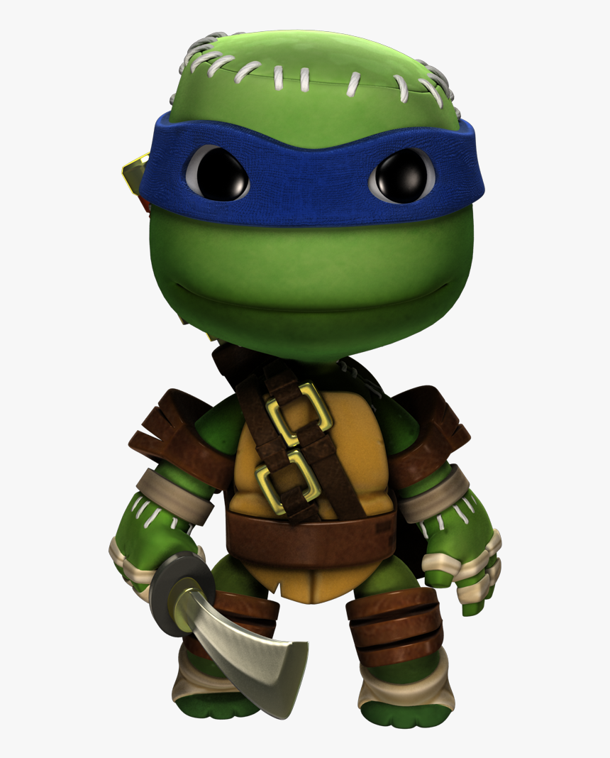 Ninja Turtle Raphael Drawing Small Tmnt Color, HD Png Download, Free Download