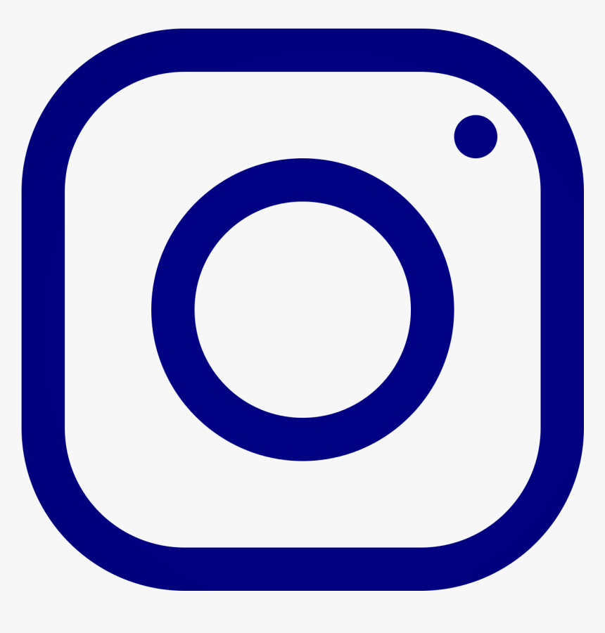 Portable Network Graphics Computer Icons Transparency - Instagram And Facebook Logo Png File, Transparent Png, Free Download