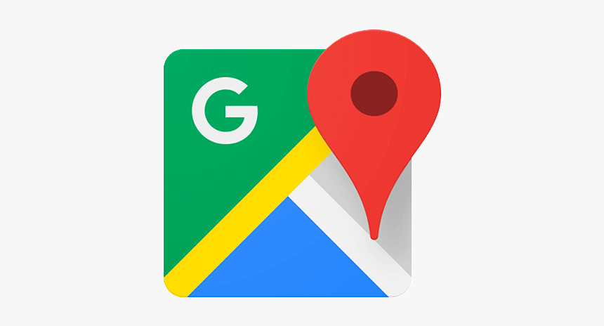 Google Maps Icon - Google Maps Logo Png Transparent Background, Png Download, Free Download
