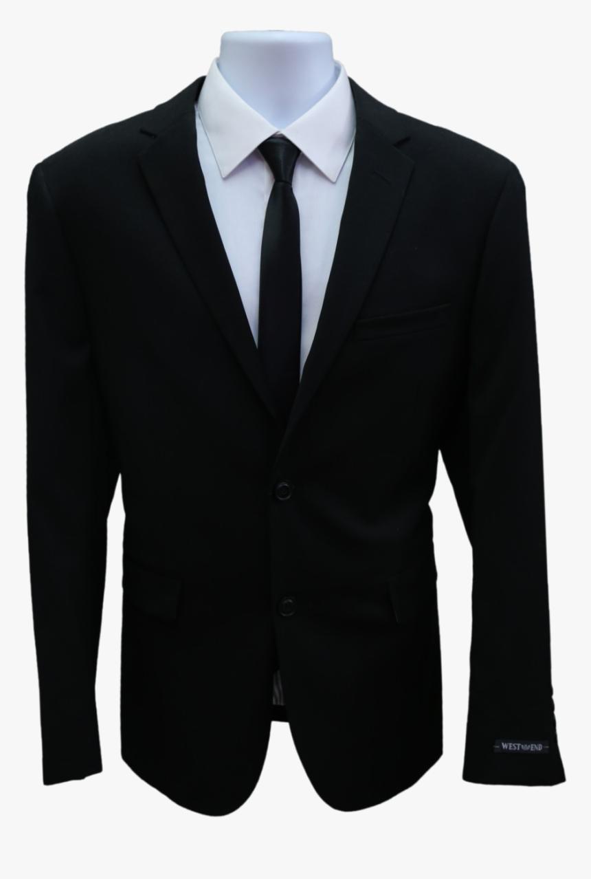 Button , Black Suit Transparent Background, HD Png Download