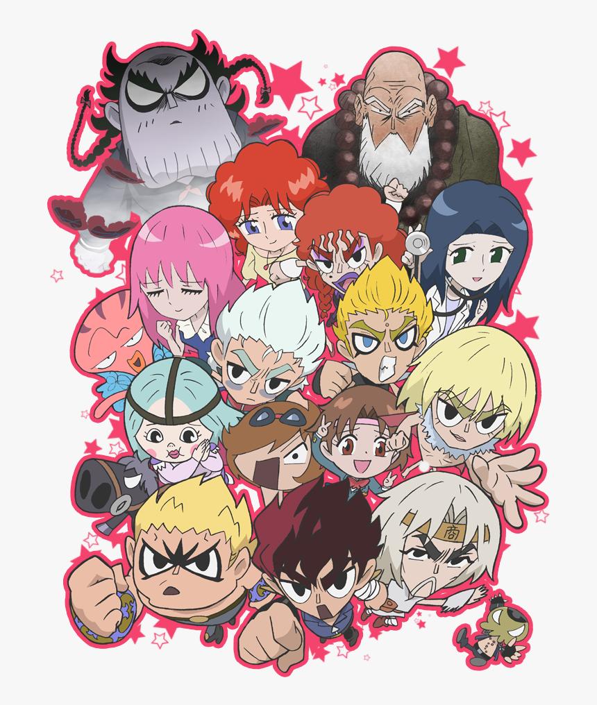 Hokuto No Ken Ichigo Aji Anime, HD Png Download, Free Download