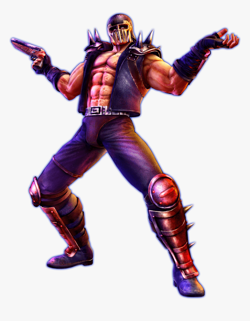 Fist Of The North Star Lost Paradise Jagi, HD Png Download, Free Download