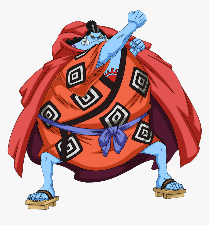One Piece Png -jinbei One Piece, Hd Png Download - One ...