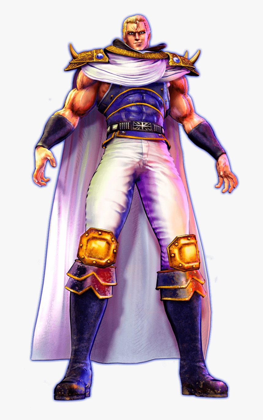 Thouzer - Fist Of The North Star Lost Paradise Souther, HD Png Download, Free Download