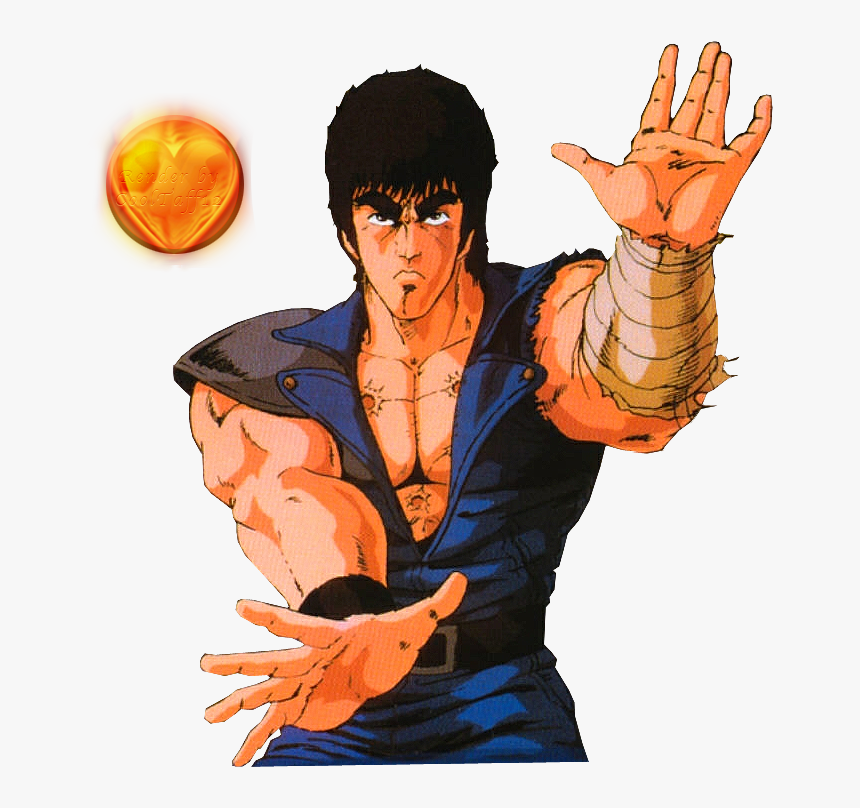 Fist Of The North Star Kenshiro Png , Png Download - Fist Of The North Star Png, Transparent Png, Free Download