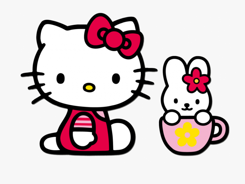 Hello Kitty Vector Png, Transparent Png, Free Download