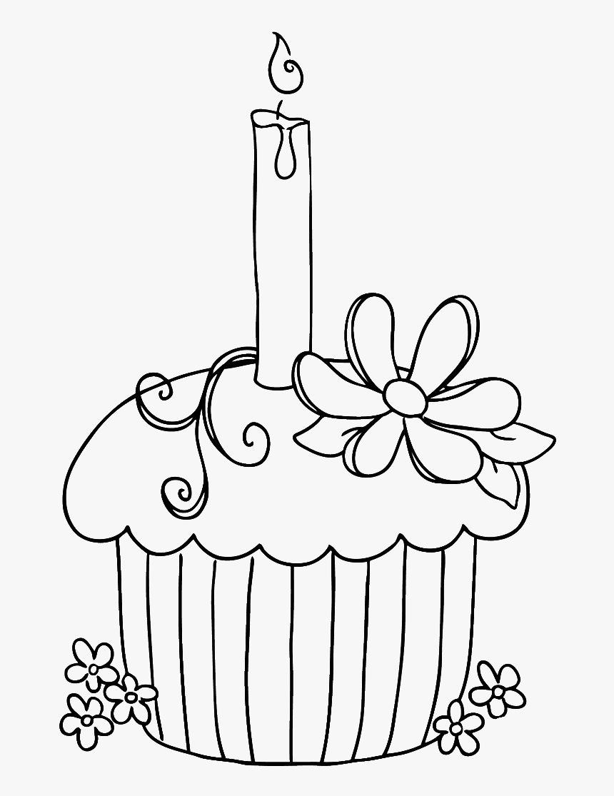 Happy Birthday Hello Kitty coloring page | Free Printable Coloring ... | 1115x860