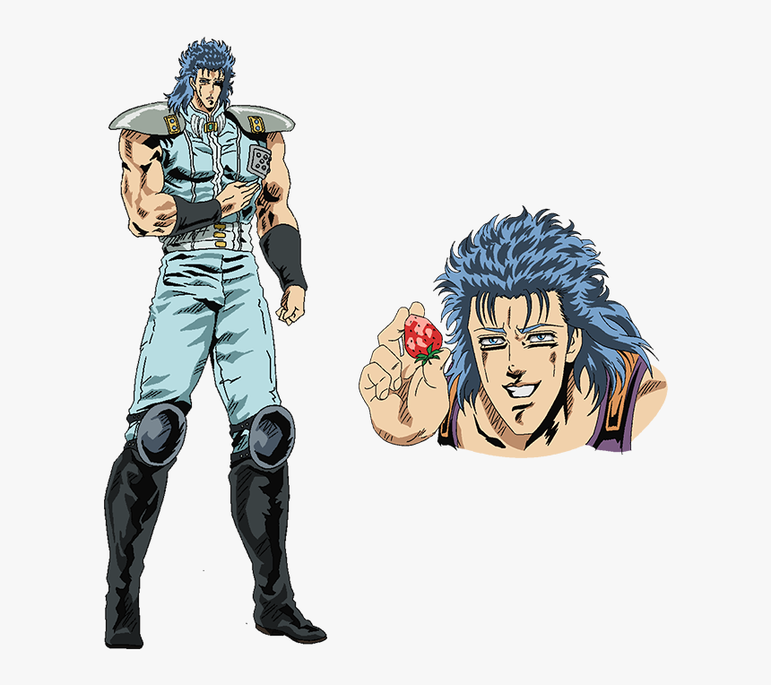 Fist Of The North Star Kens Rage Rei Concept Art, HD Png Download, Free Download