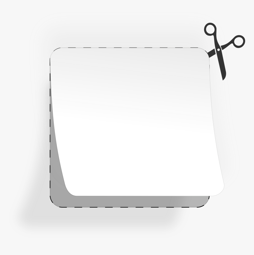 Peel Sticker Clipart Icon Png - Square Peeling Sticker Png, Transparent Png, Free Download