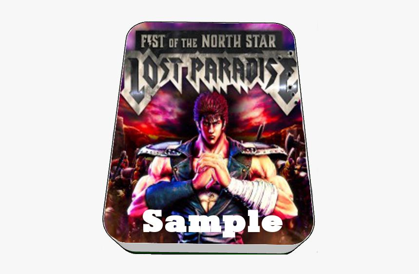 Fist Of The North Star Lost Paradise, HD Png Download, Free Download