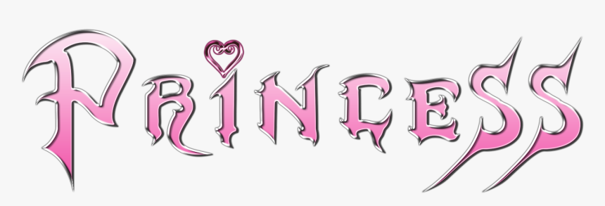 Transparent Word Clipart - Princess Word Png, Png Download, Free Download