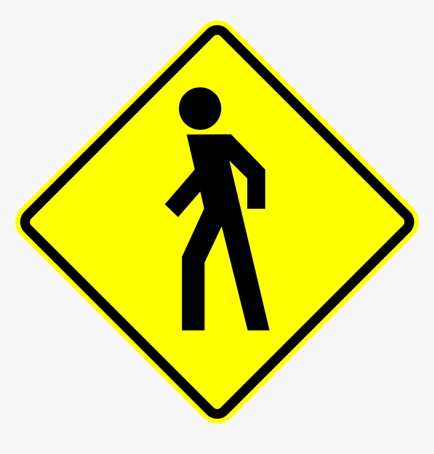 Winding Road Sign Png Clipart , Png Download - Road Sign, Transparent Png, Free Download