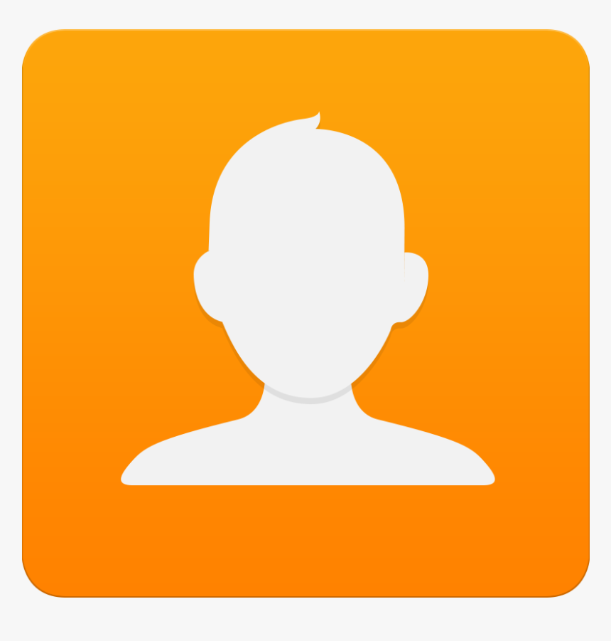 Contacts Icon Png, Transparent Png, Free Download