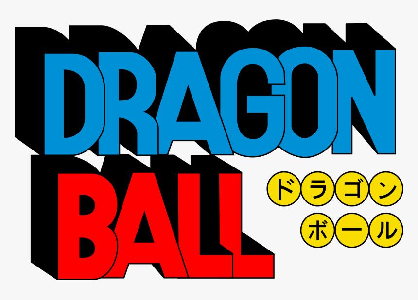 Dragon Ball Anime Logo - Dragon Ball Logo Png, Transparent Png, Free Download