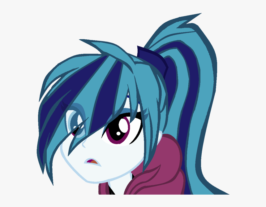 Anime Girl Confused Png, Transparent Png, Free Download