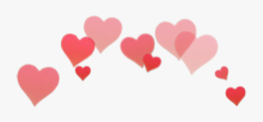#red #rojo #hearts #crown #cute #tumblr #png #rainbow - Wholesome Memes Hearts Png, Transparent Png, Free Download