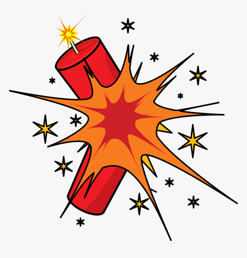 Explosion Clipart, HD Png Download, Free Download