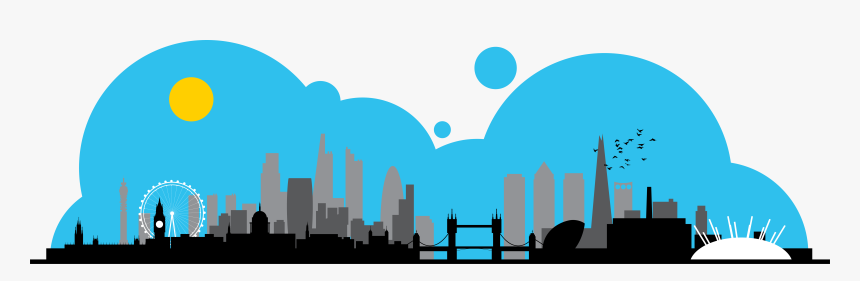 Cadm Is A London Based Software Development Company - Software Companies Silhouette, HD Png Download, Free Download