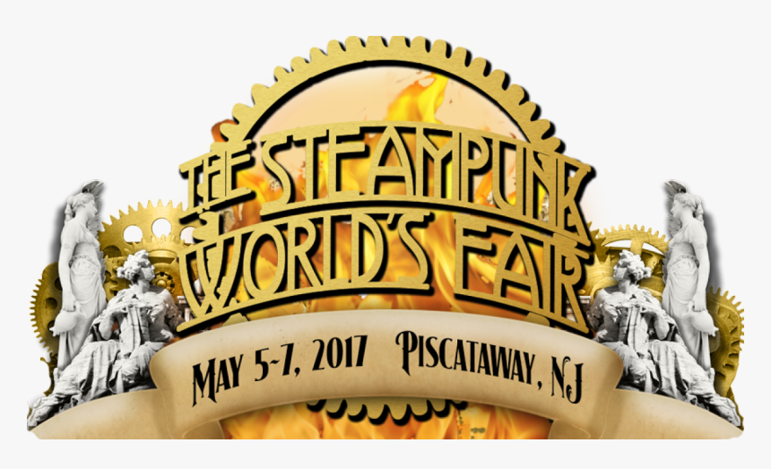 Steampunk World Fair 2017, HD Png Download, Free Download