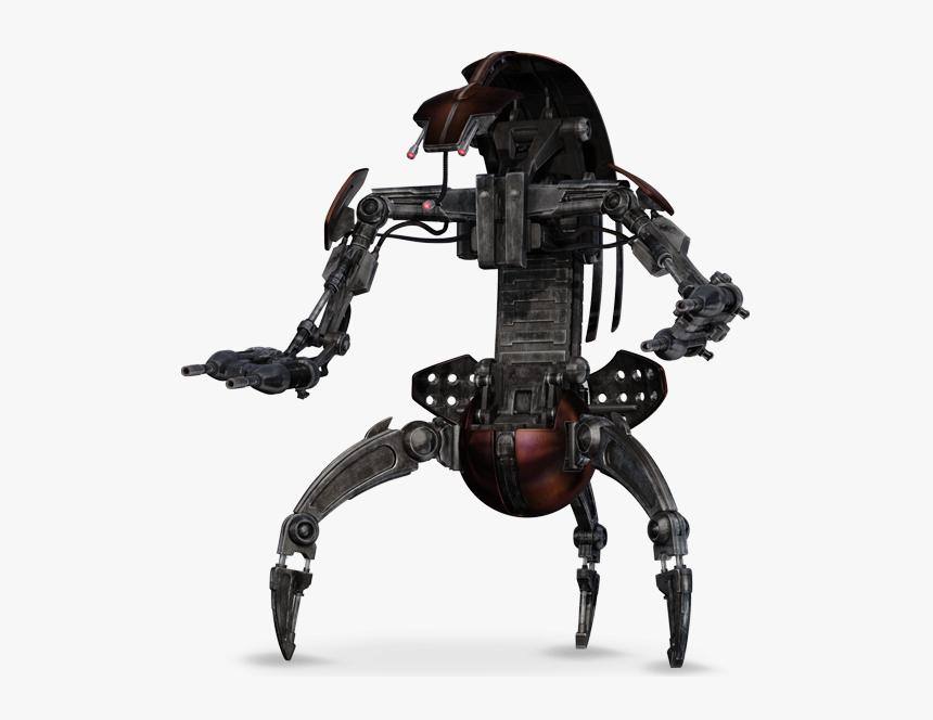 Separatist Star Wars Droids, HD Png Download, Free Download