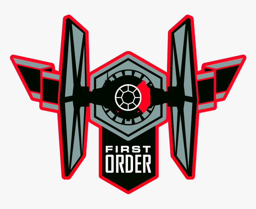 First Order Tie Fighter Logo, HD Png Download, Free Download