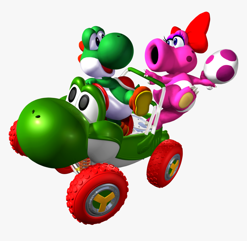 Transparent Birdo Png Characters Mario Kart Double Dash