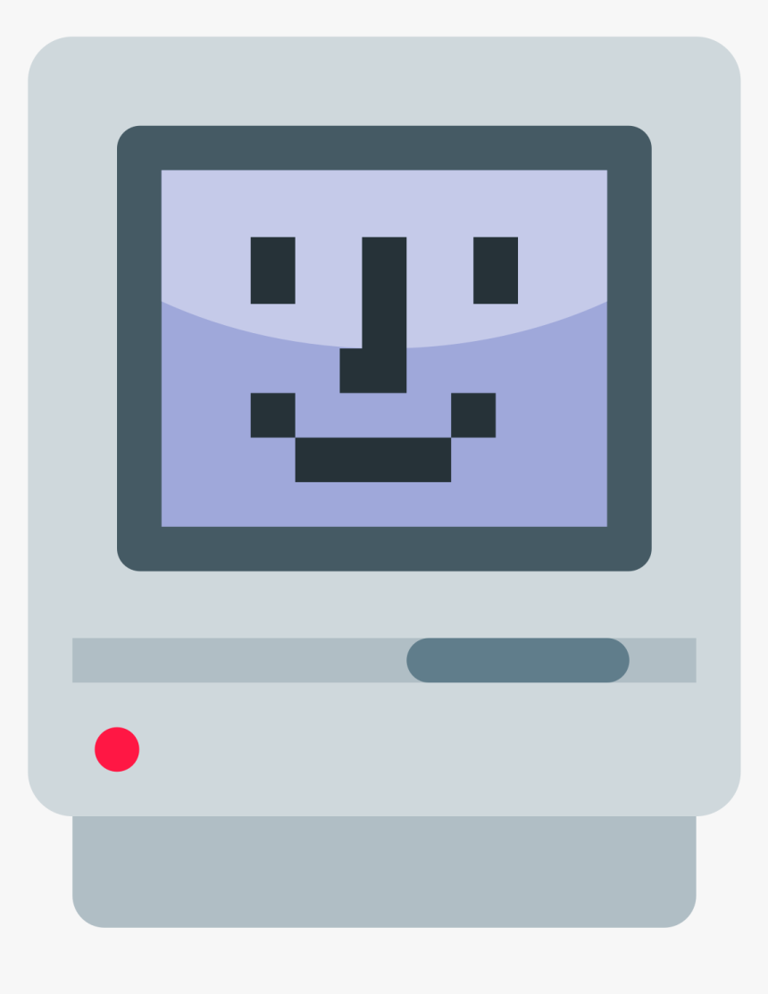 Undefined - Mac Icon Happy, HD Png Download, Free Download