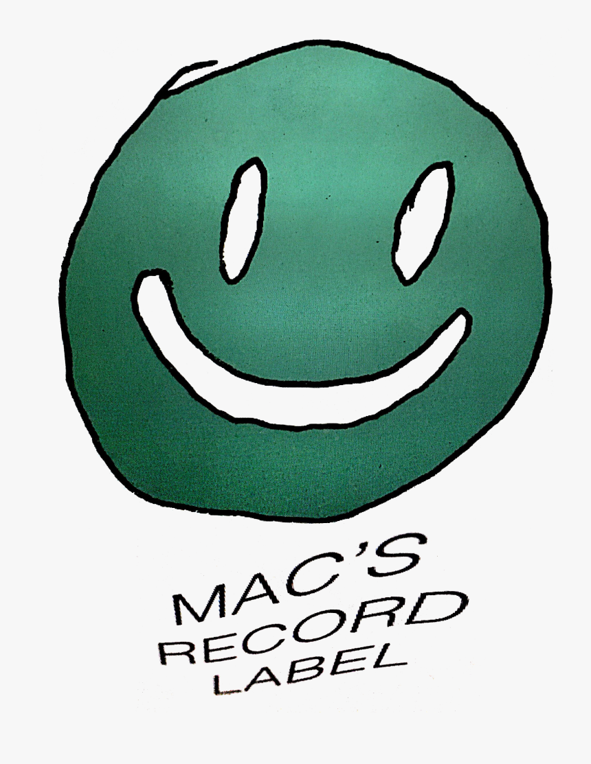 Mac's Record Label, HD Png Download, Free Download